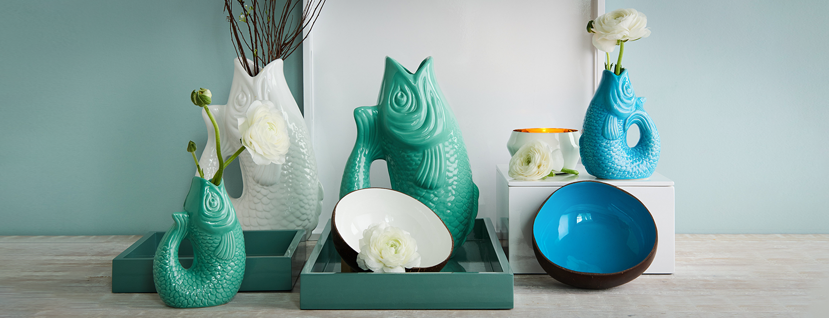 Karaffen/Vasen