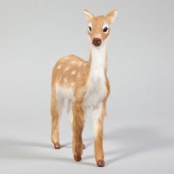 Tierminiatur, Reh, groß, 18 x 22 cm